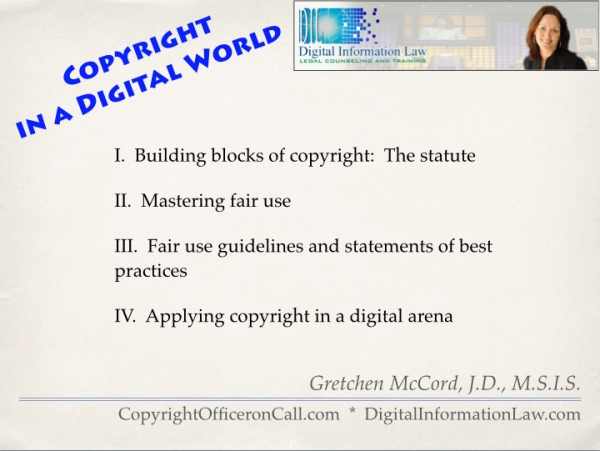 copyright in a digital world large